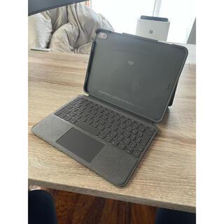 アイパッド(iPad)のロジクール フォリオタッチ 11インチiPad対応(iPadケース)