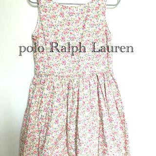 POLO RALPH LAUREN - 【Ralph Lauren】ワンピース 120