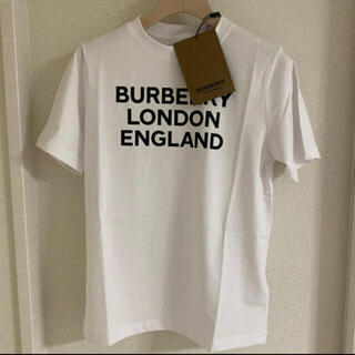 BURBERRY - 正規品 バーバリー ロゴtシャツ