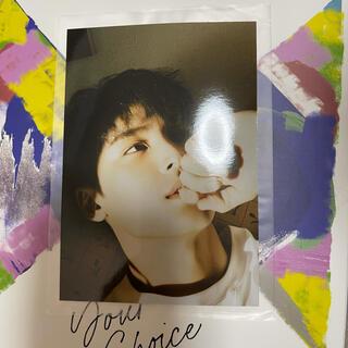 セブンティーン(SEVENTEEN)のセブチ your choice ミンギュ universal music特典(K-POP/アジア)
