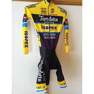 支給品 Tarteletto-Isorex ワンピース サイクルジャージ 自転車