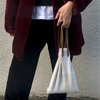 【disco nail】Python strap purse