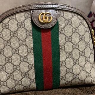 Gucci - GUCCI グッチ オフディア GGショルダーバッグ