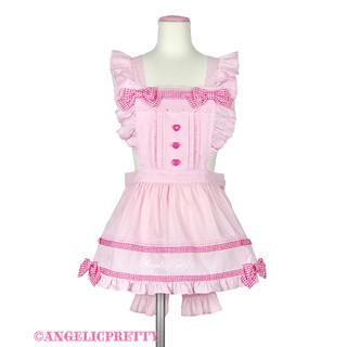Angelic Pretty - Fancy Ribbonエプロン