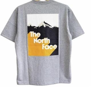 THE NORTH FACE - 【新品】THE NORTH FACE ノースフェイス Tシャツ グレー Mサイズ