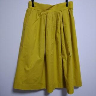 アーバンリサーチ(URBAN RESEARCH)のURBAN RESEARCH フレアスカート(ひざ丈スカート)
