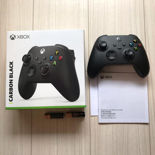 Microsoft - Xbox Series X S ワイヤレス コントローラー カーボン ブラック