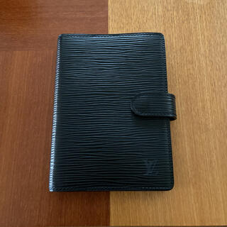 ルイヴィトン(LOUIS VUITTON)のルイヴィトン エピ システム手帳カバー(その他)