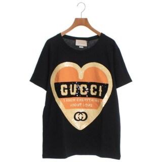 グッチ(Gucci)のGUCCI Tシャツ・カットソー レディース(カットソー(半袖/袖なし))