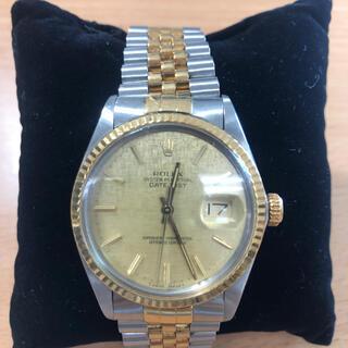 ROLEX - 本物!!!ROLEX デイトジャスト REF16013 腕時計