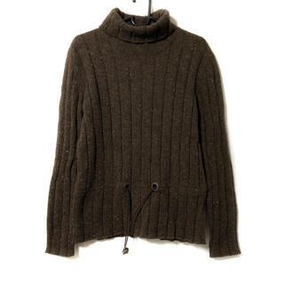 miumiu - ミュウミュウ 長袖セーター サイズ42 M -