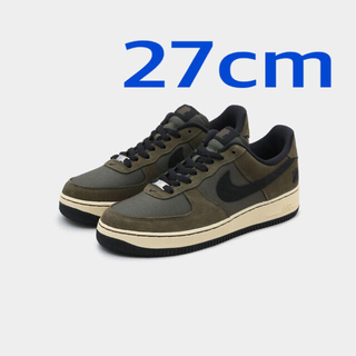 NIKE - 27cm NIKE AIR FORCE 1 UNDEFEATED LOW SP