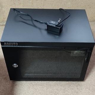 防湿庫 カビ対策 カメラ収納ケース ドライボックス 容量25L(防湿庫)