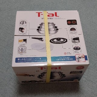 T-fal - 【新品】T-fal インジニオ・ネオ IHステンレス・エクセレンス セット9