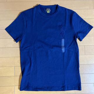 POLO RALPH LAUREN - 新品タグ付き ラルフローレン ビッグポニーTシャツ ネイビー M