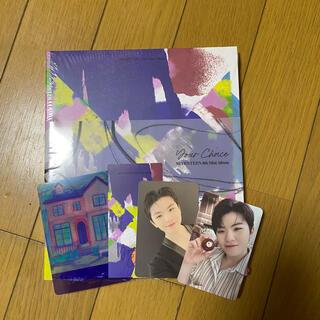 セブンティーン(SEVENTEEN)のセブチ CD トレカ ウジ ジフン(K-POP/アジア)