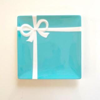Tiffany & Co. - 【美品】ティファニー ブルーボックス プレート お皿