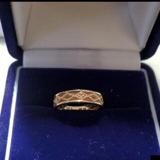 エテ(ete)のete silver 天然ダイヤモンドリング 0.01ct(リング(指輪))