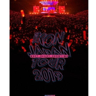 アイコン(iKON)のiKON JAPAN TOUR 2019 DVD(K-POP/アジア)