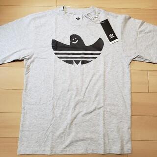 adidas - アディダスオリジナルス Tシャツ adidas グレー