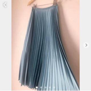 FRAY I.D - 新品同様美品 バースデーバッシュ プリーツロングスカート