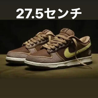 ナイキ(NIKE)のundefeated dunk low sp 27.5 af1 別注(スニーカー)