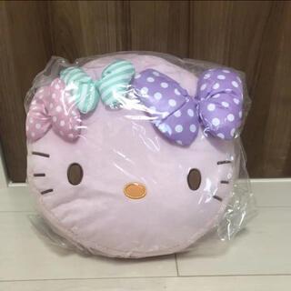 ハローキティ - 【新品・未使用】ハローキティ❤︎クッション(ピンク)❤︎