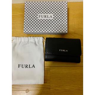 Furla - 箱付き フルラ 財布 ブラック