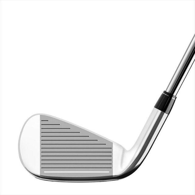 TaylorMade(テーラーメイド)の【新品未使用】M2 アイアンスチールシャフトREAX88 HL 6本 スポーツ/アウトドアのゴルフ(クラブ)の商品写真