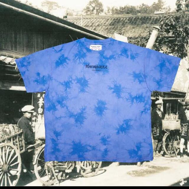 WACKO MARIA(ワコマリア)のコムドット着用 hangoverz 二日酔い製作所tシャツ メンズのトップス(Tシャツ/カットソー(半袖/袖なし))の商品写真