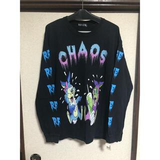 フーガ(FUGA)の長袖カットソー CHAOS reflem ロンT(Tシャツ/カットソー(七分/長袖))