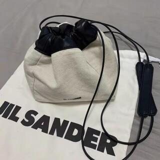 ジルサンダー(Jil Sander)のJIL SANDER トートバッグ メッセンジャーバッグ(ショルダーバッグ)