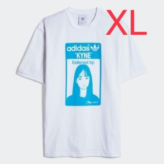 adidas - adidas kyne グラフィク Tシャツ