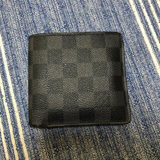 ルイヴィトン(LOUIS VUITTON)のルイヴィトン  ダミエ 財布(折り財布)