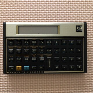 ヒューレットパッカード(HP)のHP(ヒューレット・パッカード)金融電算機 12C(その他)