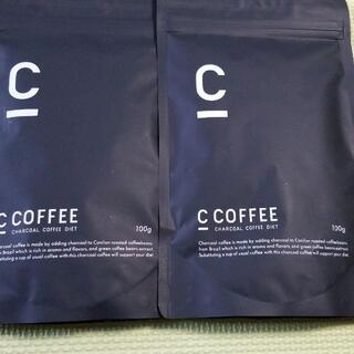 シーコーヒー C COFFEE チャコールコーヒーダイエット2袋