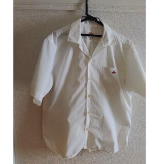 ダントン(DANTON)のDANTON ダントン シャツ 半袖 メンズ オーバーサイズシャツ(Tシャツ/カットソー(半袖/袖なし))