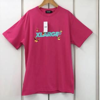 XLARGE - 新品 XLARGE FLUTTERS STANDARD(M)Tシャツ