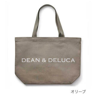 DEAN & DELUCA - Lサイズ DEAN&DELUCA オリーブ