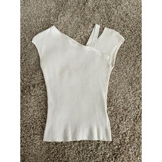 マイストラーダ(Mystrada)のmystrada knit(カットソー(半袖/袖なし))