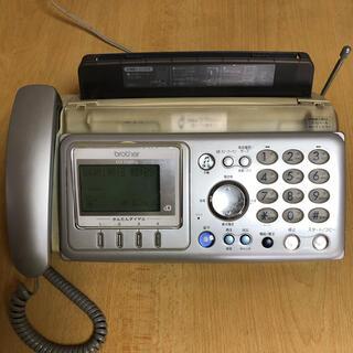 ブラザー(brother)のブラザーファックス電話機(その他)