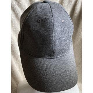 URBAN RESEARCH - 美品【URBAN RESEARCH アーバンリサーチ】グレーキャップCAP帽子