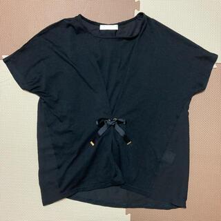 ディスコート(Discoat)の黒Tシャツ Discoat ディスコート (Tシャツ(半袖/袖なし))