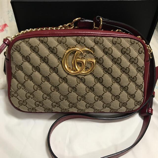 Gucci(グッチ)のGUCCIのショルダーバッグです。 レディースのバッグ(ショルダーバッグ)の商品写真