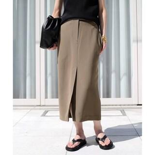 DEUXIEME CLASSE - 新品■CINOH/チノ■SLIT スカート■ベージュ 38■ドゥーズィエムクラス