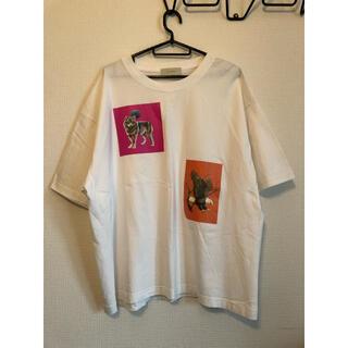 ジエダ(Jieda)のJIEDA アニマルTシャツ OS (Tシャツ/カットソー(半袖/袖なし))