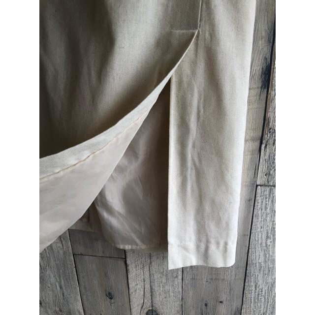 Ciaopanic(チャオパニック)の【Ciaopanic 】リネンジャケットとタイトスカートのセットアップ 美品 レディースのレディース その他(セット/コーデ)の商品写真