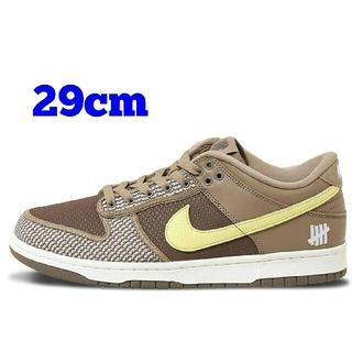 NIKE - 29cm UNDEFEATED × NIKE DUNK LOW SP