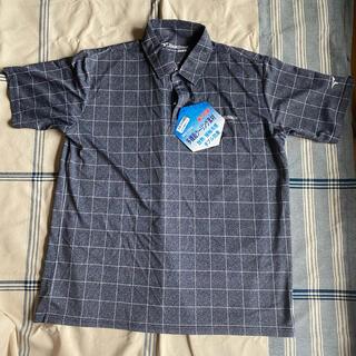 ブリヂストン(BRIDGESTONE)の『新品タグ付き』men's接触冷感シャツ(ポロシャツ)