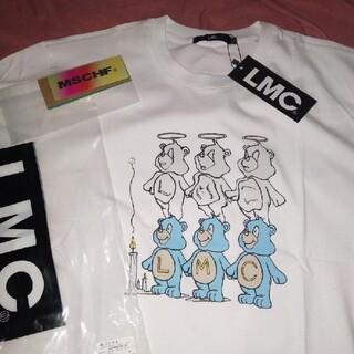 LMC Tシャツ 韓国新品 logo tee Lサイズ